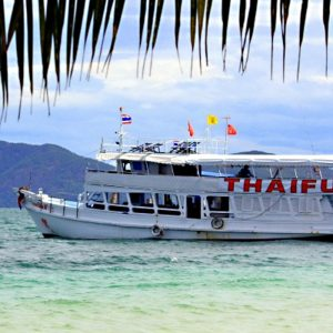 Thai fun Luxury Cruise - full day